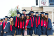 Members of the Liberty University Class of 2018