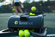 Tennibot Serves an Ace on Kickstarter, Doubling Goal to Raise more than $70,000 for the World's First Robotic Tennis Ball Collector