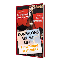Gonfalons Are My Life eBook