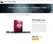 Pixel Film Studios Unveils ProTrailer Love for Final Cut Pro X