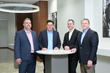 CTSI-Global's Managed Services Leadership Team L to R: Richard Perry, VP Product Management, Bryan Kelley, Director of Logistics Operations, Josh Miller, VP Sales, Brian Scott, SVP Global Sales