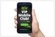 TeaZa® Energy Launches New Text Alert Program - VIP Mobile Club