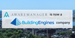 Building Engines Completes Acquisition of AwareManager