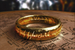 LOTR lord of the rings precious ring