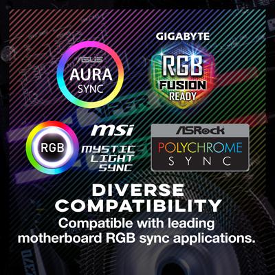 Patriot Viper Launches Brand New RGB DDR4 Series Memory Kits