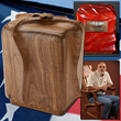 Woodcraft Shares John Sword's Passion to Honor Veterans with Unique Ceremonial Urns