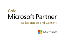Rencore is Microsoft Gold Partner in the Collaboration and Content competency