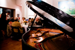 Notable Encounter: Piano Dinner in Private Home