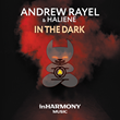 "ANDREW RAYEL & Haliene, ""In The Dark"" - cover art"