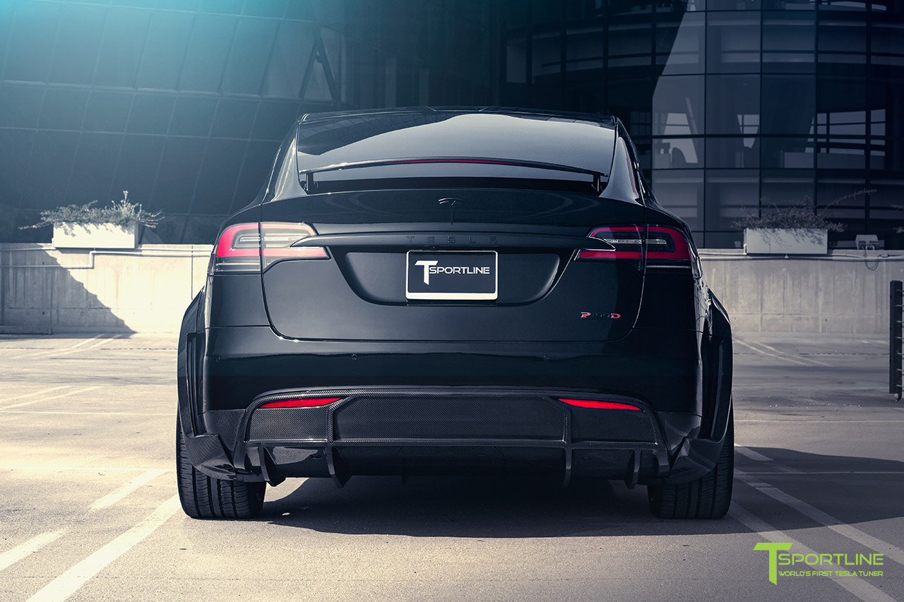 Introducing the 2018 Tesla Model X Limited Edition P100D T