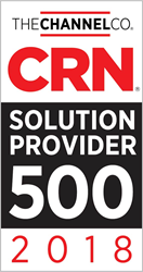 CRN Solution Provider 500 List logo