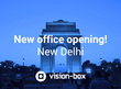 Vision-Box New Office in New Delhi, India