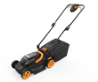 WORX 2x20, 40V Lawnmower
