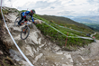 Monster Energy's Danny Hart (GBR) Lands in 6th Place this Weekend at the UCI MTB World Cup in Fort William, Scotland