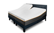 The iSense Sleep Comfort Control Foam bed with firmness adjustability