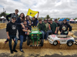 The Sierra College Robotic team participated in the Power Racing Series at Maker Fair in San Mateo in May.