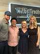 Tiff's Treats Expands Growing Team with Stars Andy Roddick and Brooklyn Decker to Join as Investors