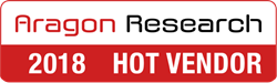 aragon research hot vendor 2018