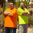Big Boy Bamboo Introduces the Summer of Citrus. Here we see their plus size Orange and Lime colors.