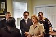 Linda McMahon meets small business employees on Ignite Tour