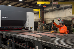 Miller Welding & Machine Acquires the ARKU Flatmaster for New Leveling Capabilities