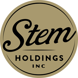 Stem Holdings Incorporated Logo