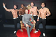 Perez Hilton to join Chippendales as special celebrity guest host at the Rio in Las Vegas. (Photo by Arlene Richie.)