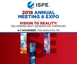 2018 ISPE Annual Meeting & Expo