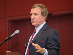 Dallas Plastic Surgeon, Dr. Rod J. Rohrich, Lectures at Harvard/Massachusetts General Hospital