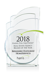 Berkshire Hathaway HomeServices Named 'Real Estate Agency Brand of The Year'