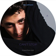Can't Stop 7 in Vinyl Picture Disc