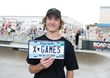 Monster Energy's Trey Wood Takes Second Place at X Games Skate Park Qualifiers in Boise