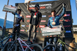 Monster Energy's Sam Reynolds (GBR) took second in the Dual Speed and Style event