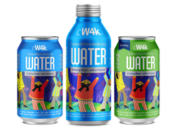 cw4k canned water in aluminum cans and aluminum bottles