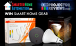 Smarter Home Automation and Projector Reviews Drawings: Win Smart Home, Home Theater Gear!