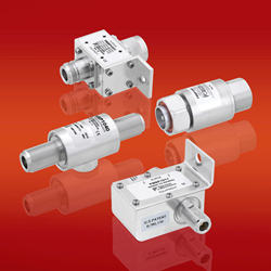 Coaxial RF Surge and Lightning Protectors