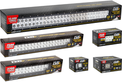 Optronics Light Bar UCL25CB, Optronics Light Bar UCL22CB, Light Bar UCL32CDTB