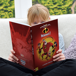 Incredibles 2 Personalized Kids Book