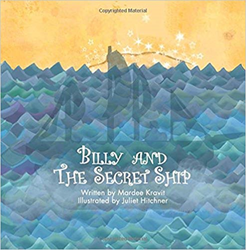 Throughout the years at bedtime, Billy's Grandpa spins tales while carving a wooden ship. Billy always fell asleep before he could experience the full story, but one morning he wakes up to find he has to navigate the continuing adventure of the tales on his own.