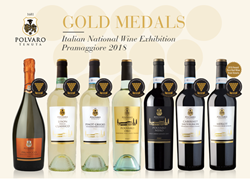 Award Winning Organic Wines 2018