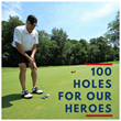 Carl Meyer hits fairways again on July 4th to support national nonprofit Hire Heroes USA