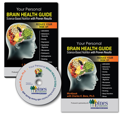 Your Personal Brain Health Guide: Science-Based Nutrition with Proven Results