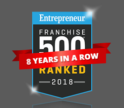 Sir Grout Listed in Entrepreneurs Franchise 500 Rank