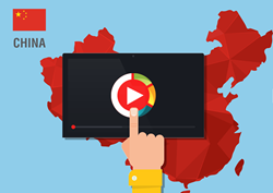 Video hosting and live streaming that works in China