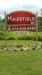 Maizefield Sign