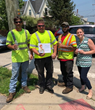 Benchmark's Bedford Falls Associates Deliver Water To Construction Workers