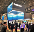 Genetec booth at Security Expo