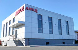 ABLE HQ building in Deer Park, New York
