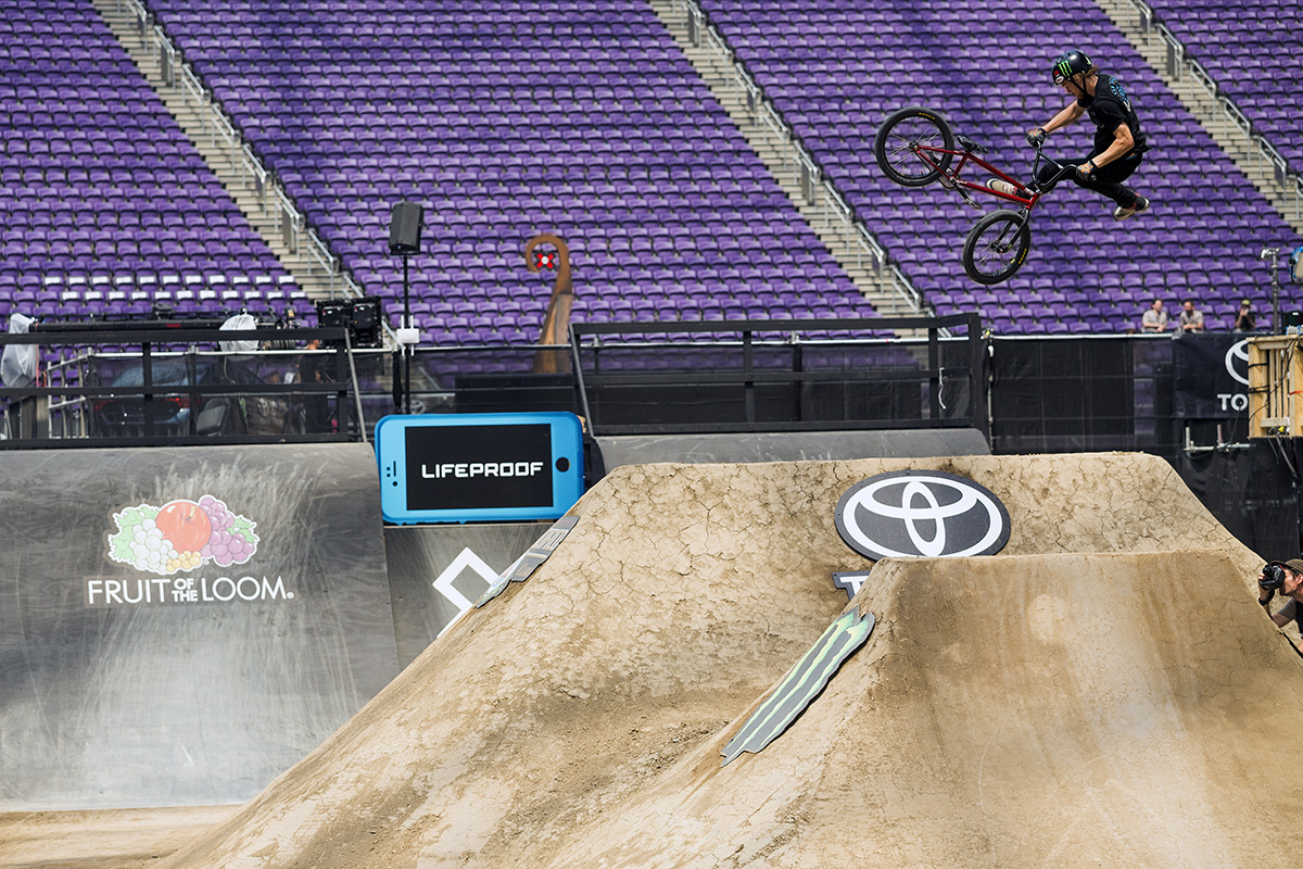 Monster Energy, the Official Energy Drink Sponsor of X Games