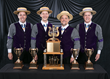 Main Street Barbershop Quartet 2017 International Quartet Champions